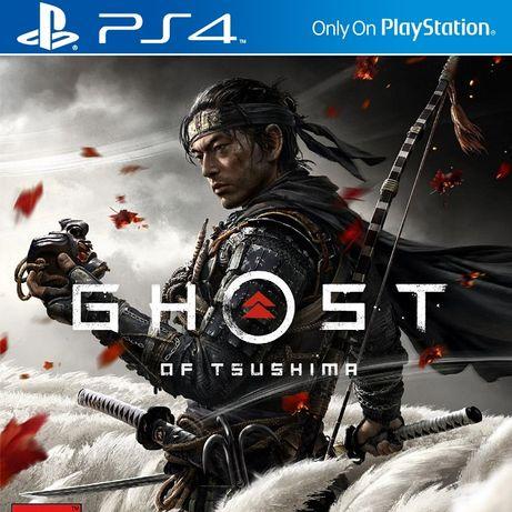 Призрак Цусимы PS4/PS5 Nioh 2, Sekiro, Dark Souls 3, Ghost Of Tsushima