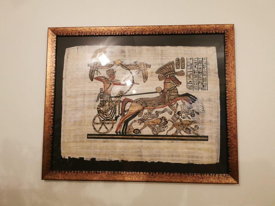 Papirus w ramce - 2 sztuki Strzyżowice - image 1