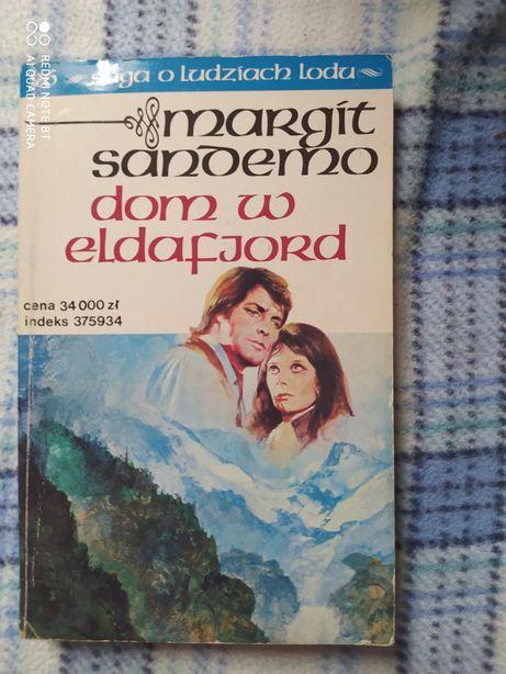 Margit Sandemo tom 26 dom w eldafjord saga o ludziach lodu
