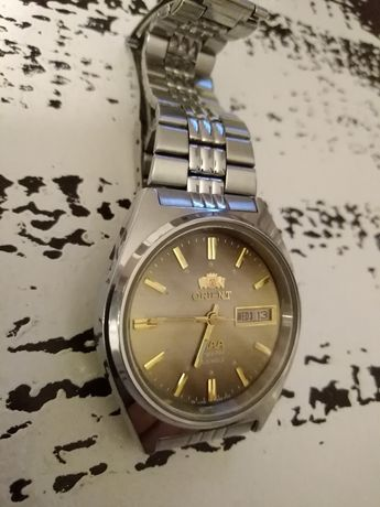 Orient crystal 21