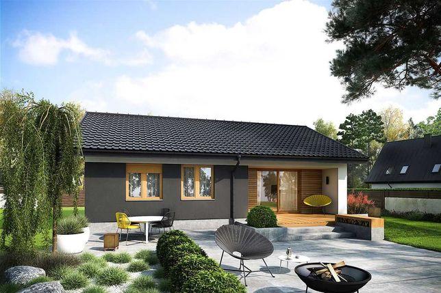 Habitação modular pré-fabricada - T2