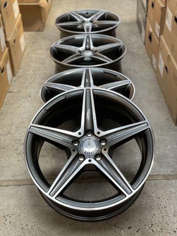 Диски Новые R18/5/112 Mercedes C 203 204 205 E 211 212 213 Cla Gla Glc
