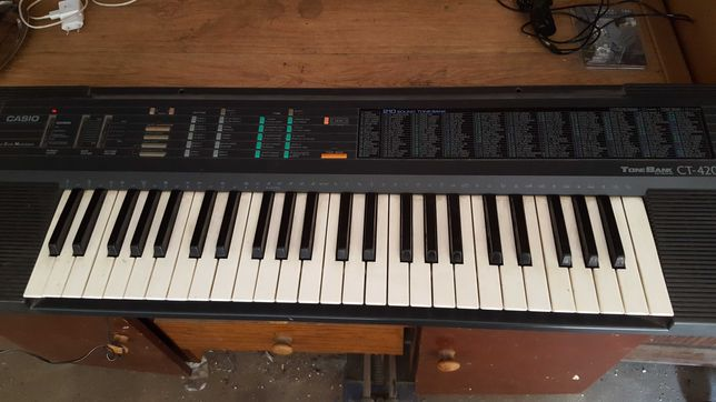 keyboard casio d
