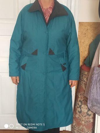 Осінньо - зимове пальто жіноче