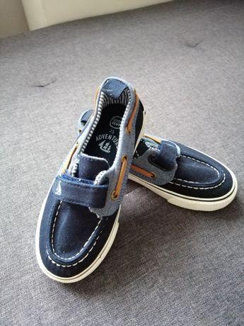 Buty dla chłopca rozmiar 25