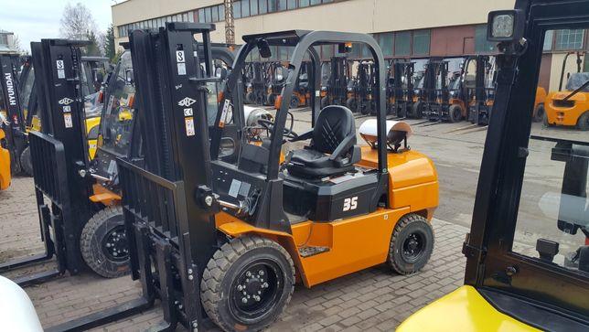 Wózek widłowy chiński HC Hangcha 3,5t benz-gaz CPQD35N-RW22-Y
