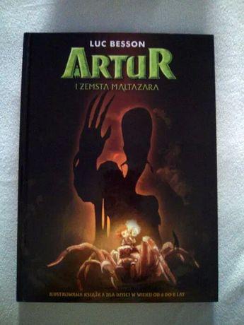 Artur i Minimki : Artui i zemsta Maltazara - Luc Besson