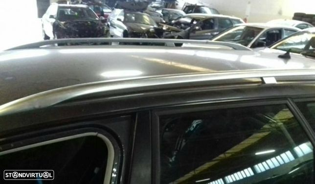 Barras De Tejadilho Audi A4 Avant (8Ed, B7)