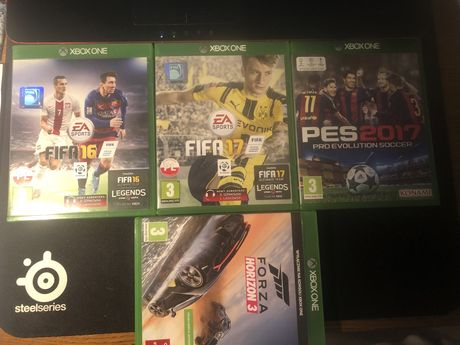 Gry na Xbox One