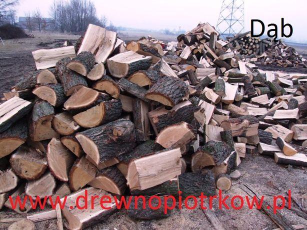 Drewno Kominkowe, do pieca, Opałowe, DĄB - Łódzkie