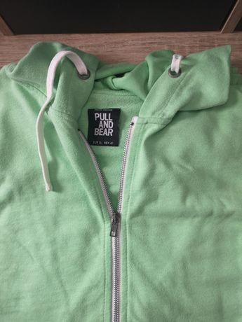 Sweatshirt com fecho - pull & bear