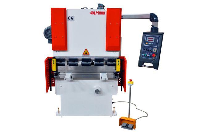 PRASA KRAWĘDZIOWA krawędziówka 40 Ton x 1000 mm CNC Nowa. BRUTTO FV