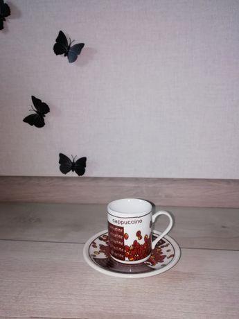 Сервіз сервиз кава кофе набор чашка блюдце