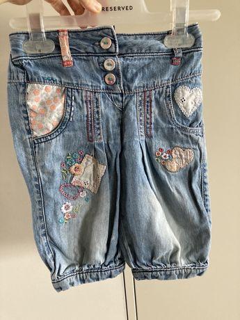 George Wesołe jeansy/pumpy rozm. 92