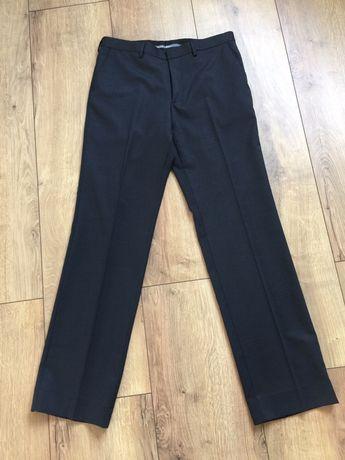 Męskie spodnie garniturowe MEXX-nowe