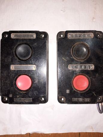Пост кнопочный ПКЕ 122-2У2 (без корпуса)