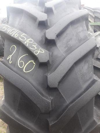 Opona rolnicza Pirelli 540/65 R 38 80% super stan nie łatane (Nr:260)