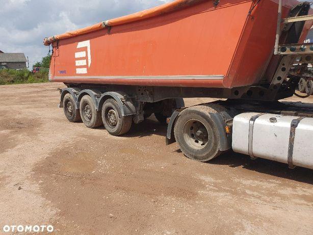 Schmitz Cargobull  Naczepa wywrotka Shmitd , aluminium , lekka 5t