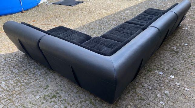 Duża kanapa narożna - ostateczna cena