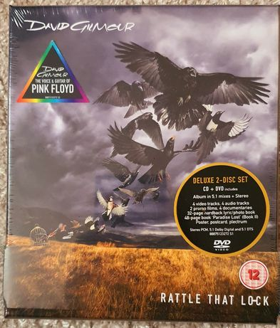 Box set David Gilmour ( Pink Floyd)