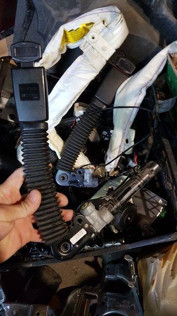 Подушки и ремни безопасности на bmw e39/e60/f01
