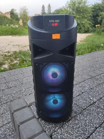Głośnik przenośny bluetooth odtwarzacz duży boombox