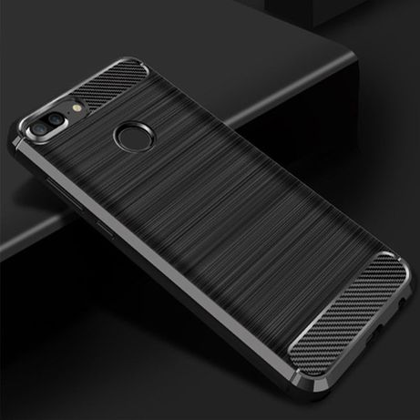 Etui Telefon Samsung Galaxy S8 S8 PLUS Carbon Back Case