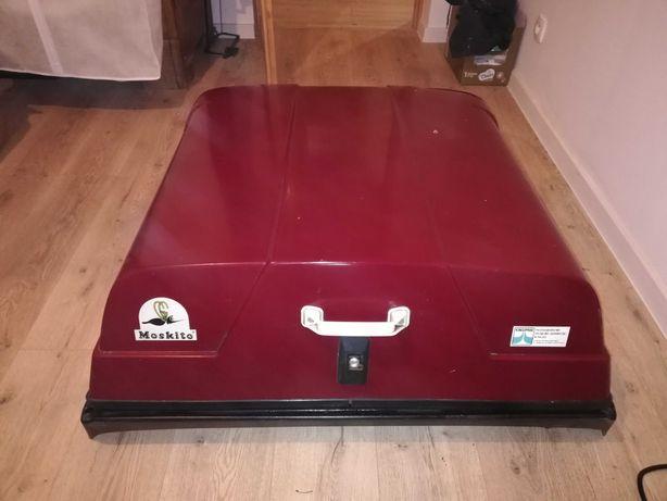 Bagażnik box dachowy fiat 126p 125p