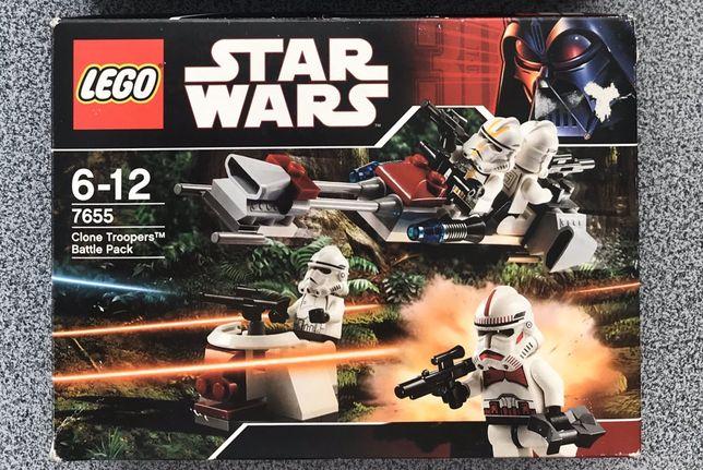 LEGO Star Wars ЛЕГО Звездные Войны клоны