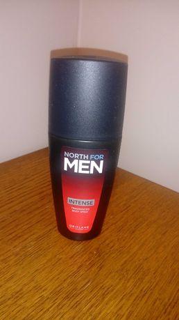 Spray do ciała North for Men Intense