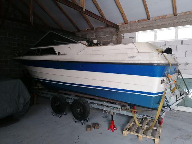 Łódz Draco 2400 dł 7.8