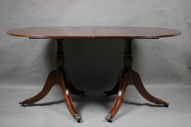 Stół rozkładany do jadalni, Anglia, XX w.