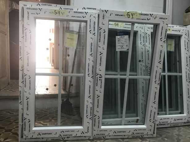 Janelas em alumínio e PVC, sistemas de alumínio e PVC, serralharia