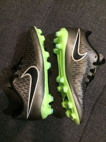 Футбольные бутсы (копы) Nike (32р) magista onda AG Junior