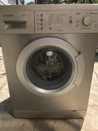 Maquina de lavar roupa bosch inox