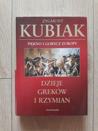 Dzieje Greków i Rzymian Zygmunt Kubiak NOWA