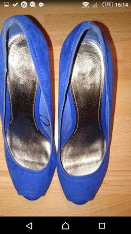 Zara buty obcas nowe 39 czółenka