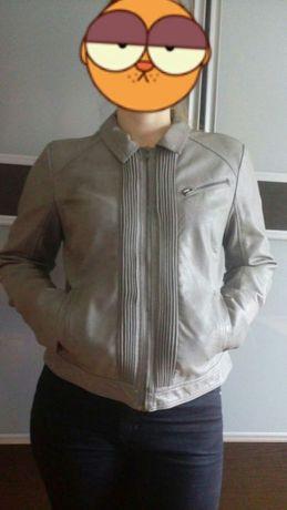 Куртка кожзам женская новая
