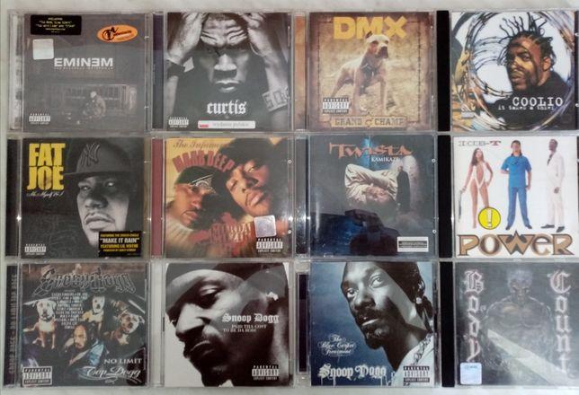 DMX cd. BDB stan. Hip-Hop American.