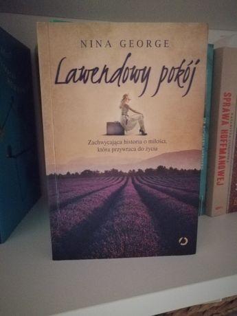 Lawendowy pokój Nina George