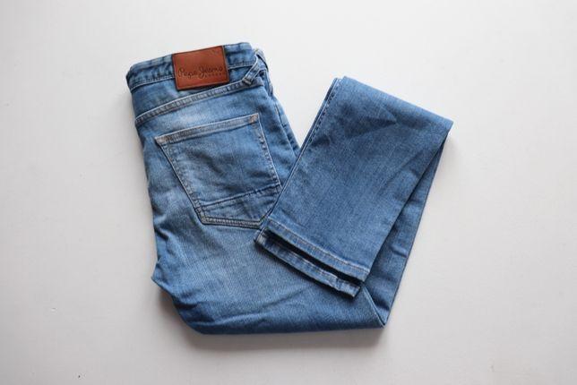 Spodnie męskie jeansy Pepe Jeans E73 W29 L32. Stan idealny