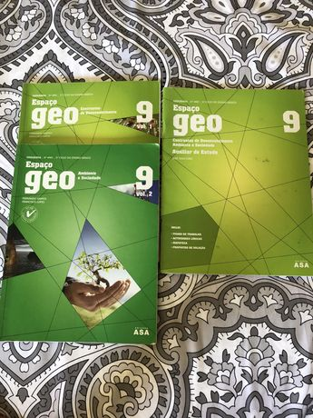 Geo 9 Geografia 9.º ano