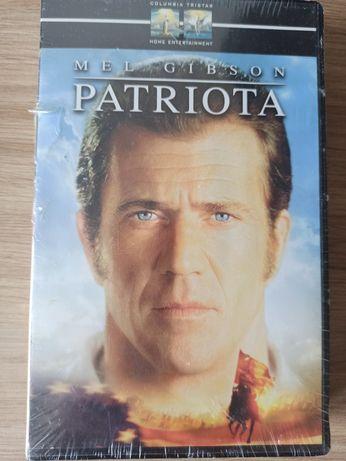 VHS nowe w folii Patriota Mel Gibson