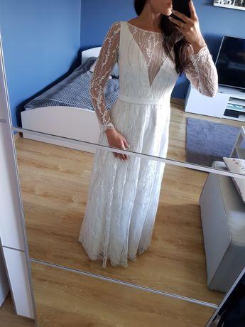 Suknia ślubna Heather od Panna na wydaniu Anita Elci