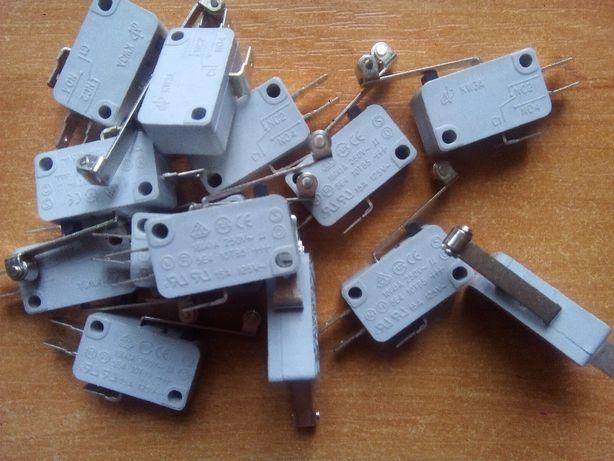 Микропереключатель KW3A (концевой переключатель VM10-06W)