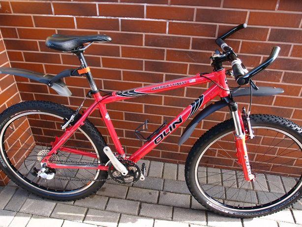 rower MTB OLIN Shimano Deore XT Rock Shox Mavic X517 Specialized