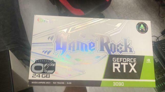 Palit GeForce RTX 3090 GameRock (Гарантия 2 года )