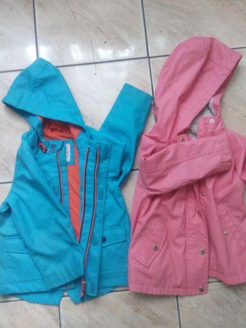 Куртка дождевик прорезиненная для мальчика и девочки.