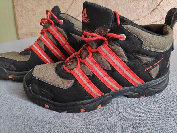 Adidas performance, chłopięce buty rozmiar UK4/37 .