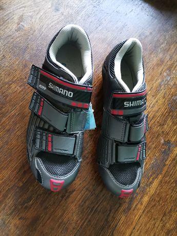 Shimano buty rowerowe r. 40 nowe